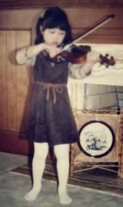 tricia park violin